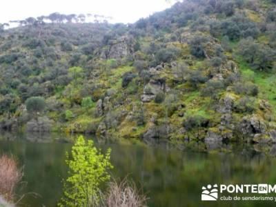 Senderismo Madrid - Pantano de San Juan - Embalse de Picadas; cañadas reales